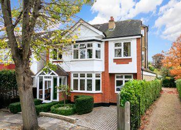 Thumbnail 6 bed detached house for sale in West Park Avenue, Kew, Surrey