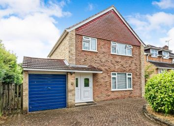 Thumbnail 3 bedroom detached house for sale in Lightwater, Surrey, United Kingdom