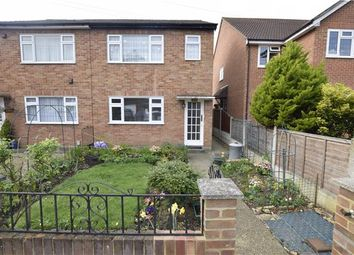 Thumbnail 1 bedroom maisonette to rent in Mount Pleasant Road, Collier Row, Romford