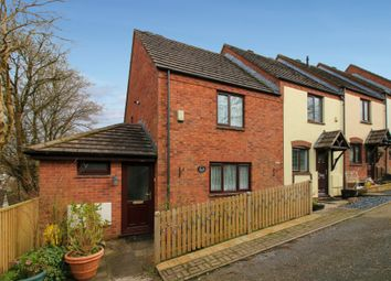 Thumbnail 3 bed end terrace house for sale in Hameldown Close, Torquay