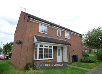 Thumbnail 2 bedroom end terrace house to rent in Ryswick Road, Bedford