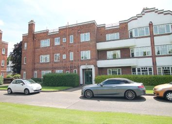 Thumbnail 2 bed flat for sale in Knighton Court, Stoneygate, Leicester