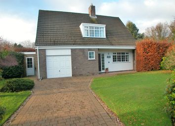 Thumbnail 3 bed detached house for sale in The Knowe, Willaston, Neston