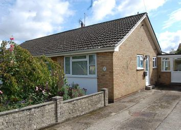 Thumbnail 2 bed semi-detached house to rent in Blenheim Drive, Witney, Oxon