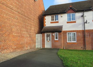 Thumbnail 3 bed semi-detached house for sale in Ways Green, Winsford