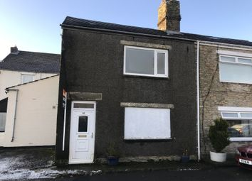 Thumbnail 2 bedroom terraced house for sale in 98 Dans Castle, Tow Law, County Durham