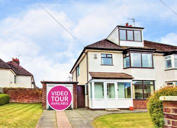 Thumbnail 4 bed semi-detached house for sale in Boundary Drive, Crosby, Liverpool