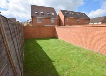 Thumbnail 4 bedroom end terrace house for sale in Lavinia Walk, Swindon, Wiltshire