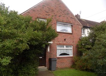 Thumbnail 3 bed end terrace house to rent in Chepstow Road, Blackpool