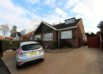 Thumbnail 4 bed semi-detached bungalow to rent in Hillview Close, Rowhedge, Colchester