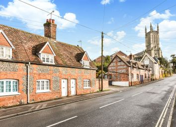 Thumbnail 1 bed cottage for sale in Marlborough Street, Andover