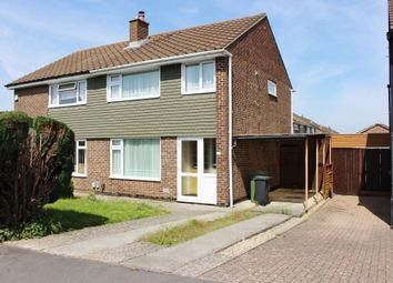 Thumbnail 3 bed semi-detached house to rent in Thorne Road, Swindon