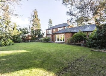 Thumbnail 6 bedroom country house to rent in Coombe Hill Road, Kingston Upon Thames