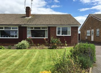 Thumbnail 2 bed semi-detached bungalow for sale in Willerton Close, Dewsbury