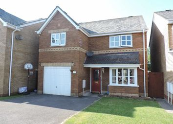 Thumbnail 4 bed detached house for sale in Ger Y Nant, Birchgrove, Swansea