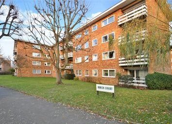 Thumbnail 2 bed flat for sale in Birch Court, Maldon Road, Wallington