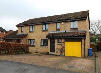Thumbnail 4 bed semi-detached house for sale in Langton View, East Calder, Livingston