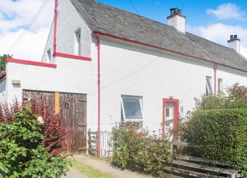 Thumbnail 2 bed semi-detached house for sale in Hillhead, Inverfarigaig, Inverness