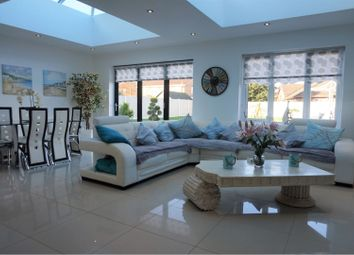 Thumbnail 5 bed detached house for sale in West Drive, Thornton-Cleveleys
