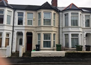 Thumbnail 3 bed terraced house for sale in Malefant Street, Cardiff, Cardiff