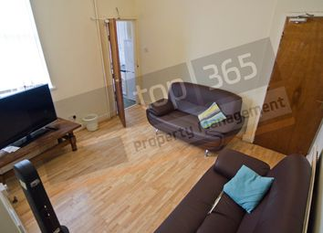 Thumbnail 5 bed town house to rent in Bentinck Road, Nottingham