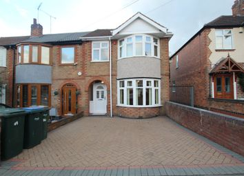 Thumbnail 3 bed end terrace house for sale in Ashington Grove, Coventry