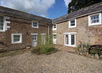 Thumbnail 1 bedroom terraced house to rent in Barrock Park, Southwaite, Carlisle
