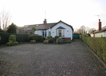 Thumbnail 2 bed semi-detached bungalow for sale in Todd Lane North, Lostock Hall, Preston