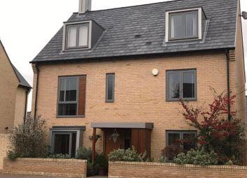 Thumbnail 5 bed detached house for sale in Consort Avenue, Trumpington, Cambridge