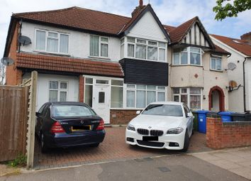 Thumbnail Maisonette to rent in Locket Road, Harrow, Greater London