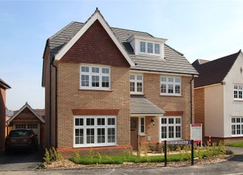 Thumbnail 5 bed property for sale in Sanderson Manor, Hauxton Meadows, Cambridgeshire