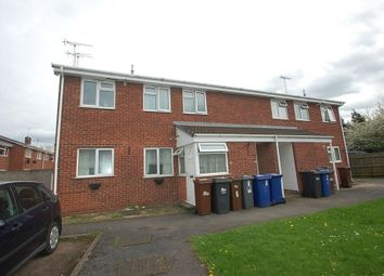 Thumbnail 1 bed flat to rent in James Street, Burton Upon Trent, Staffordshire
