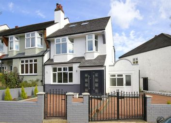 Thumbnail 5 bed end terrace house for sale in Crescent Rise, Alexandra Park, London