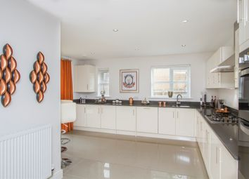 Thumbnail 4 bedroom detached house for sale in Meteor Way, Whetstone, Leicester