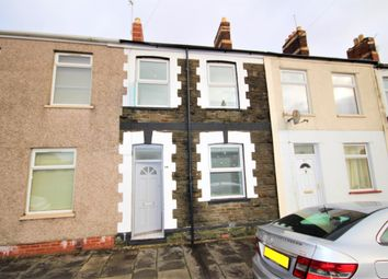 Thumbnail 4 bed terraced house for sale in Daniel Street, Cathays, Cardiff