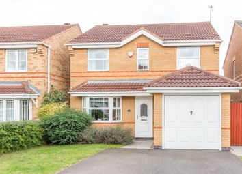 Thumbnail 3 bedroom detached house to rent in Charlbury Close, Wellingborough