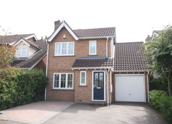 Thumbnail 3 bedroom detached house to rent in Martins Drive, Hertford
