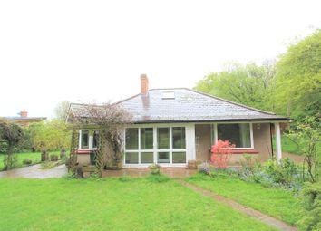 Thumbnail 4 bed detached bungalow for sale in Longfield Avenue, Longfield, Kent