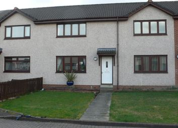 Thumbnail 2 bed terraced house to rent in Hirst Court, Fallin, Stirling