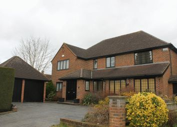 Thumbnail 5 bed detached house to rent in Wattleton Road, Beaconsfield