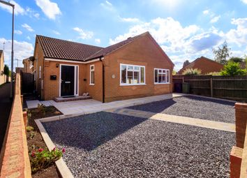 Thumbnail 4 bed detached bungalow for sale in Bowker Way, Whittlesey, Peterborough