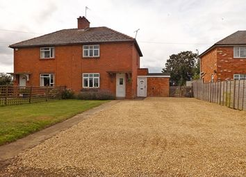 Thumbnail 2 bed semi-detached house for sale in Hillview, Sandhurst, Gloucester