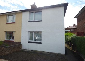 2 bed semi-detached house for sale in Stanhope Road, Carlisle CA2