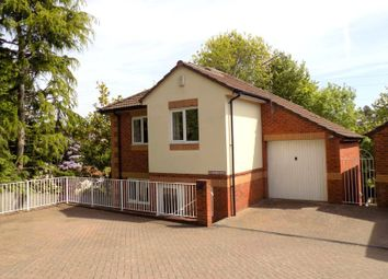 Thumbnail 3 bed detached house for sale in Marley Road, Exmouth, Devon