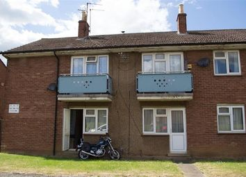 Thumbnail 1 bed flat to rent in Dahlia Road, Kettering