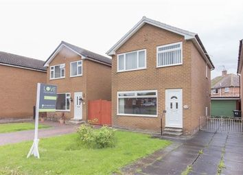 Thumbnail 3 bed detached house for sale in Brough Meadows, Catterick Village, North Yorkshire.