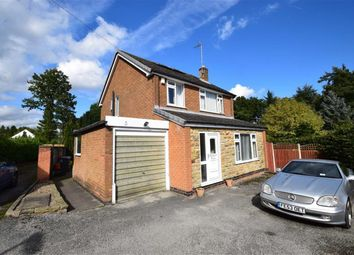 Thumbnail 3 bed detached house to rent in Russell Gardens, Old Tupton, Chesterfield