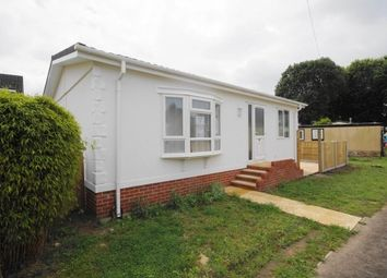 Thumbnail 2 bed detached house for sale in London Tavern Caravan Site, Linford Road, Ringwood