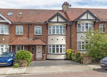 Thumbnail 3 bed terraced house for sale in Central Avenue, Gravesend