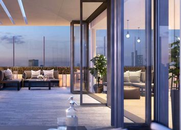 Thumbnail 1 bedroom flat for sale in Oxygen Tower, Manchester